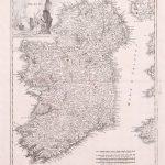 075 ii Ireland Guillaume De Lisle 1743