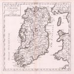 081 i Ireland Robert Du Vaugondy 1748