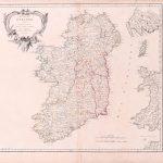 083 i Ireland Giles Robert Vaugondy 1750