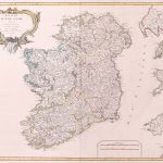 083 ii Ireland Giles Robert Vaugondy 1757