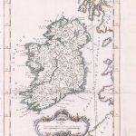 087 Ireland Jacques Nicolas Bellin 1757