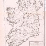 088 Ireland Giles Robert Vaugondy 1757