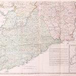 093 ii B2 Ireland John Rocque 1773