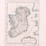 099 2 Ireland Jacques Nicolas Bellin 1764