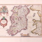 B023 1a Ireland Bleau 1654
