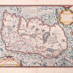 P023 a Ireland Abraham Ortelius 1572