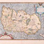 P027 Ireland Abraham Ortelius 1572
