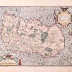 P029 Ireland Abraham Ortelius 1572