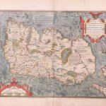 P032 Ireland Abraham Ortelius 1579