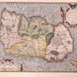 P035 A Ireland Abraham Ortelius 1580