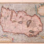 P035 Ireland Abraham Ortelius 1580
