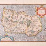 P036 Ireland Abraham Ortelius 1581