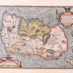 P039 Ireland Abraham Ortelius 1588