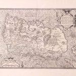 P044 Ireland Abraham Ortelius 1601