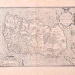 P045 Ireland Abraham Ortelius 1602