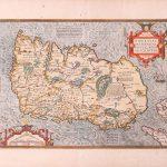 P047 Ireland Abraham Ortelius 1603