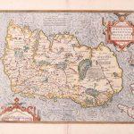 P048 Ireland Abraham Ortelius 1606