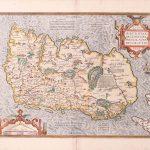 P049 Ireland Abraham Ortelius 1606