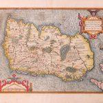 P050A Ireland Abraham Ortelius 1608