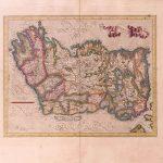 P114 1 Ireland Gerard Mercator 1613