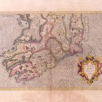 P114 3 Ireland South Gerard Mercator 1613