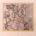 P114 4 Ulster Gerard Mercator 1613