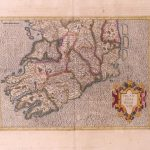 P114 5 Ireland South Gerard Mercator 1613