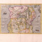 P114A 2 Ireland North Gerard Mercator 1613