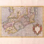 P114A 3 Ireland South Gerard Mercator 1613