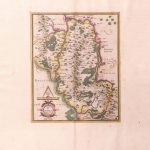 P114A 5 Ulster North Gerard Mercator 1613