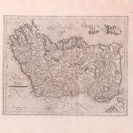 P117 1 Ireland Gerard Mercator 1633