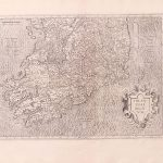 P117 3 Ireland South Gerard Mercator 1633