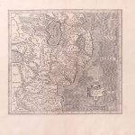 P117 4 Ulster Gerard Mercator 1633