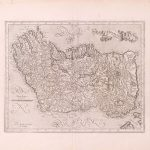 P119a Ireland Gerard Mercator 1633
