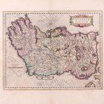 P120 1 Ireland Gerard Mercator 1636