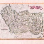 P136 1 Ireland Gerard Mercator 1648