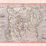 P136 2 Ireland North Gerard Mercator 1634