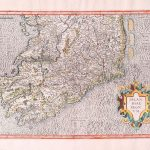 P136 3 Ireland South Gerard Mercator 1634