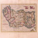 P144 1 Ireland Hondius 1591