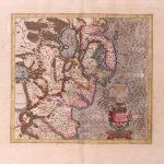 P144 4 Ulster Hondius 1591