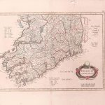 P160 1 Ireland Gerard Mercator 1650