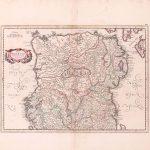 P160 2 Ireland Gerard Mercator 1650