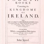 S013 A Ireland John Speed 1662