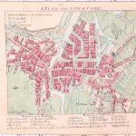 T055 Cork John Rocque 1764