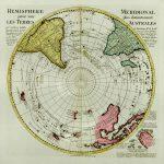 1714-World-Southern Hemisphere-Guillaume de L'Isle-F1-32