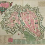 Germany-4-Hannover-Town Plan-1767-F12-30