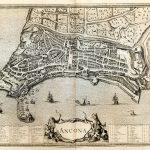 Italy-1-Ancona Town Plan-F3-40