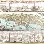Italy-1-Naples Town Plan-F3-47