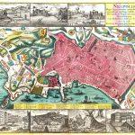 Italy-1-Naples Town Plan-F3-48
