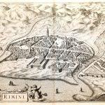 Italy-1-Rimini Town Plan-F3-41
